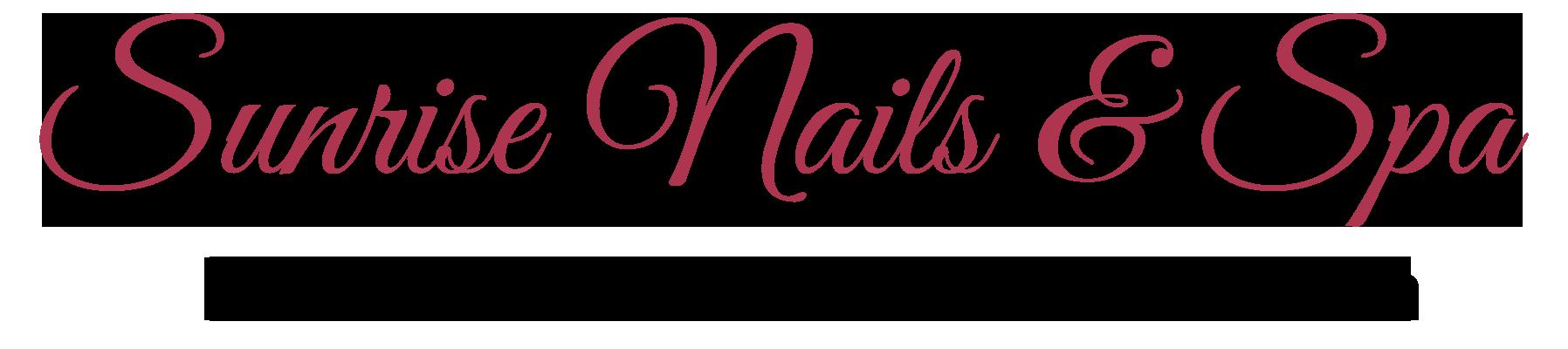 Sunrise Nails & Spa